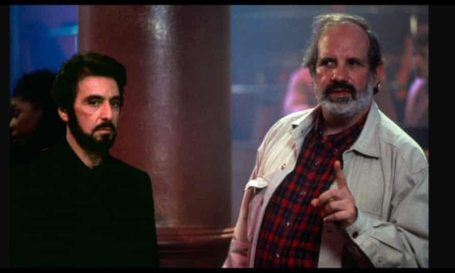 America's greatest auteur … a scene from Carlito's Way 2 in De Palma