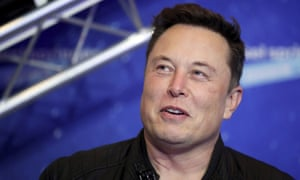 Tesla chief Elon Musk was the 35th richest person in world at the start of 2020.