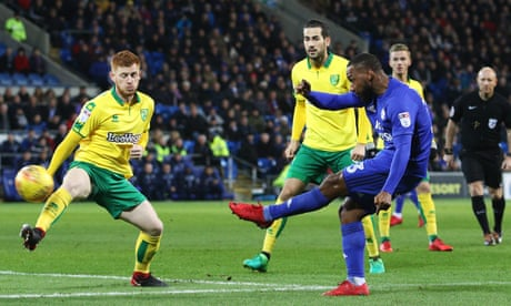 Championship roundup: Hoilett and Bogle steer Cardiff past Norwich