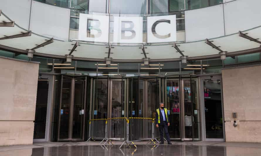 BBC HQ building
