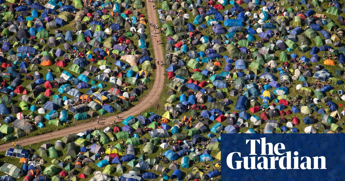 'No live music and a curfew': Glastonbury opens Worthy Farm for tranquil camping