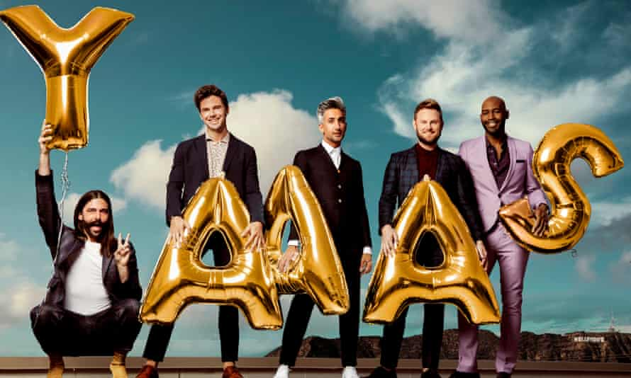 Queer Eye … it doesn't get more hopepunk than this.