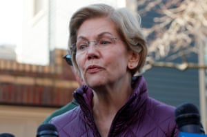 Senator Elizabeth Warren announced her brother's death on Twitter: 'He was charming and funny.'