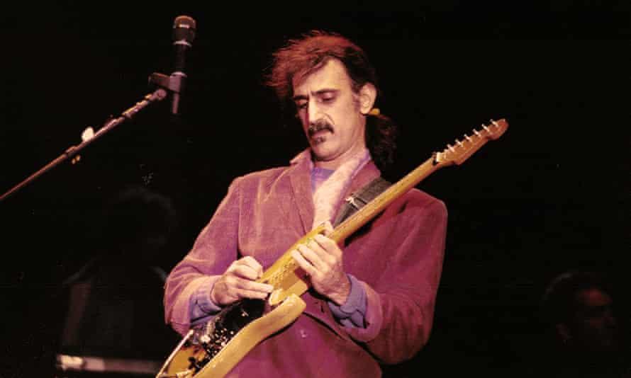 Porn wars … Frank Zappa