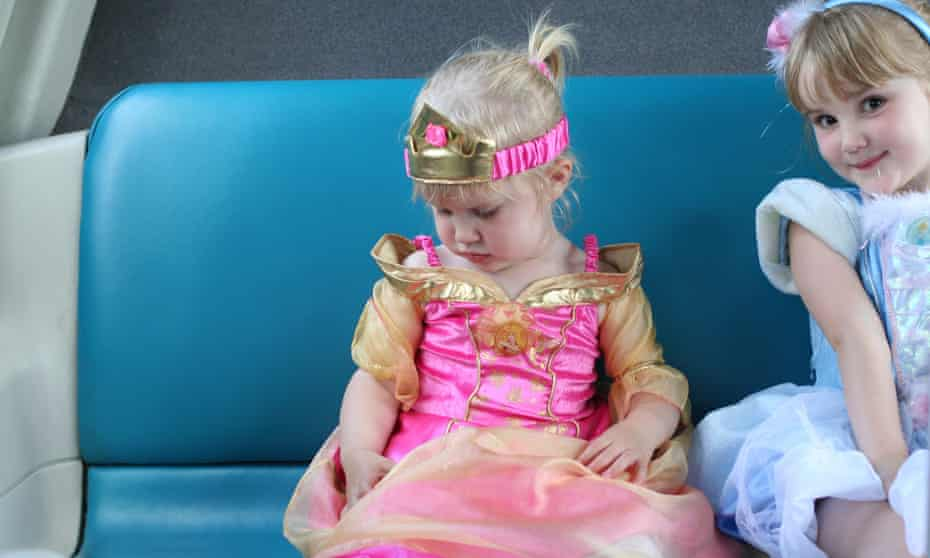Not all girls want to be princesses, some parents protest.