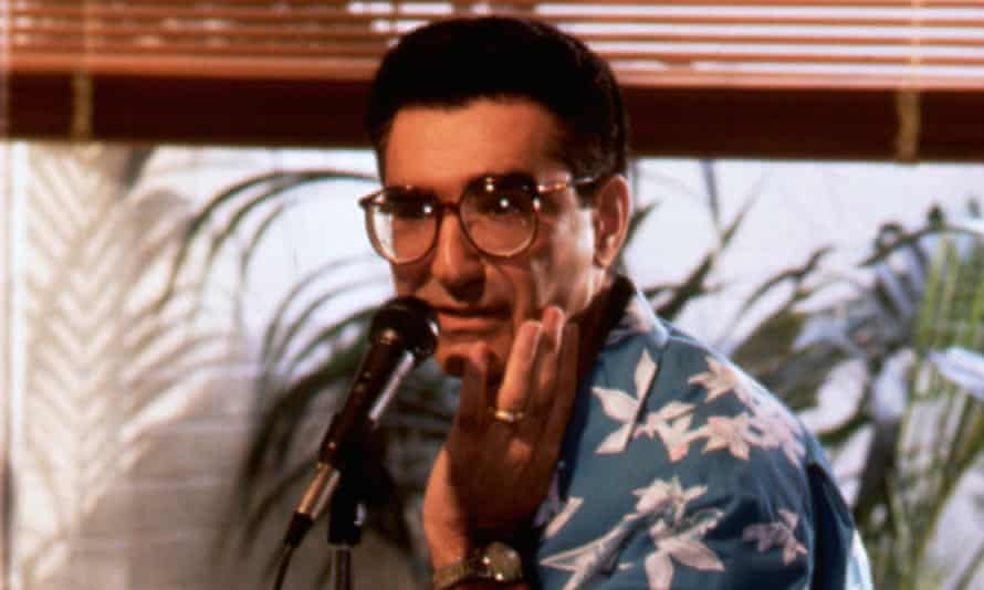 Pearl of Wisdom ... Eugene Levy in Waiting for Guffman.