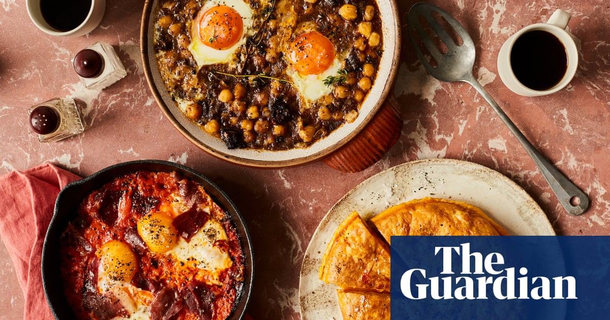 Brunch time: how to cook eggs, Spanish-style – recipes