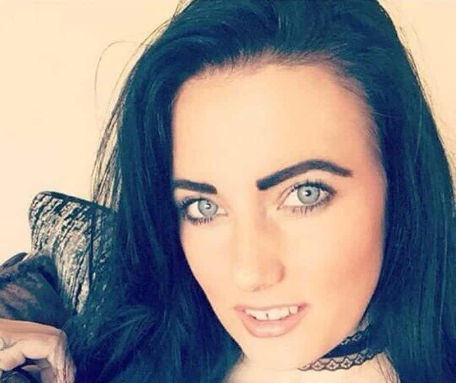 Natalie Connolly suffered 40 injuries at the hands of her partner including having bleach sprayed on her face.