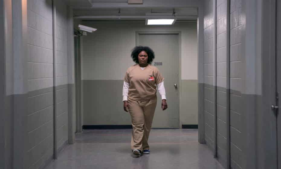 Danielle Brooks as Taystee in Orange Is the New Black.