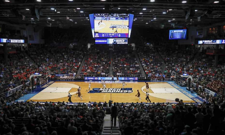 The NCAA Tournament is the biggest event on the college sports calendar