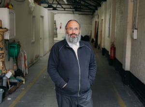 Moses Gluck has been an undertaker in Stamford Hill for more than 30 years
