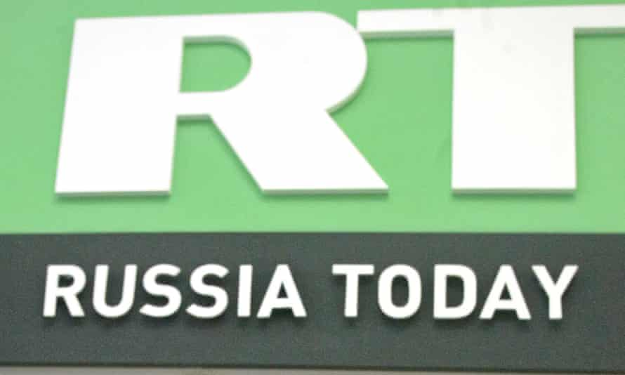 C-SPAN said it was investigating the interruption by Russia Today.
