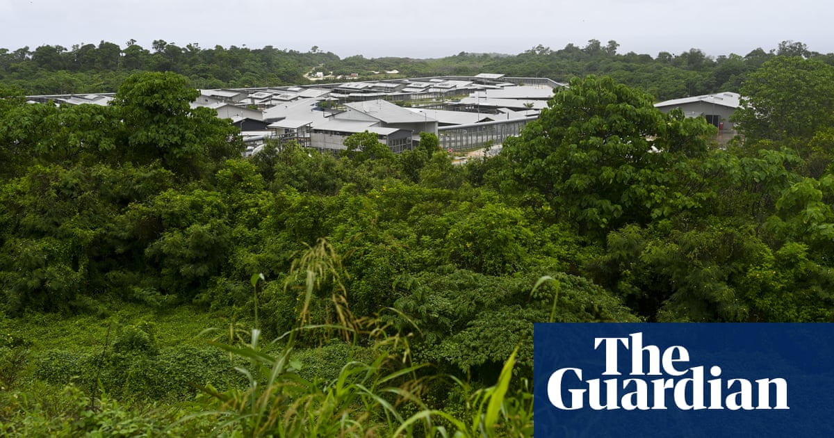 Inside Christmas Island: the Australian detention centre with four asylum seekers and a $26m price tag