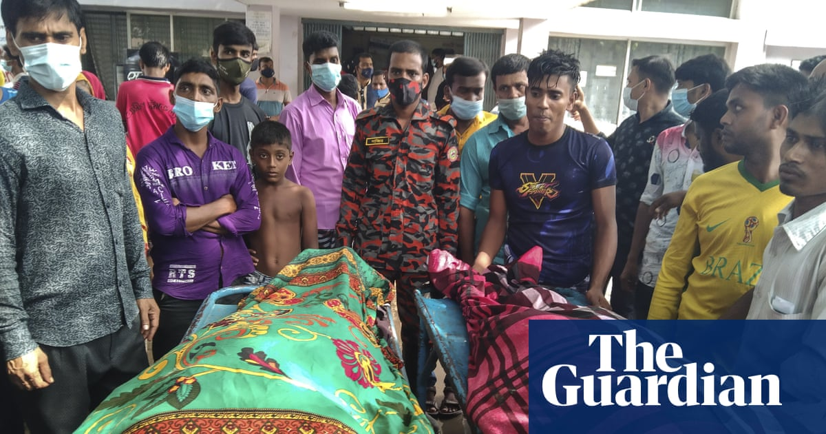 Lightning strike kills at least 16 at wedding in Bangladesh