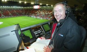Martin Tyler has commentated on Woking as well as playing for their reserves, supporting the team and now joined them as a coach.
