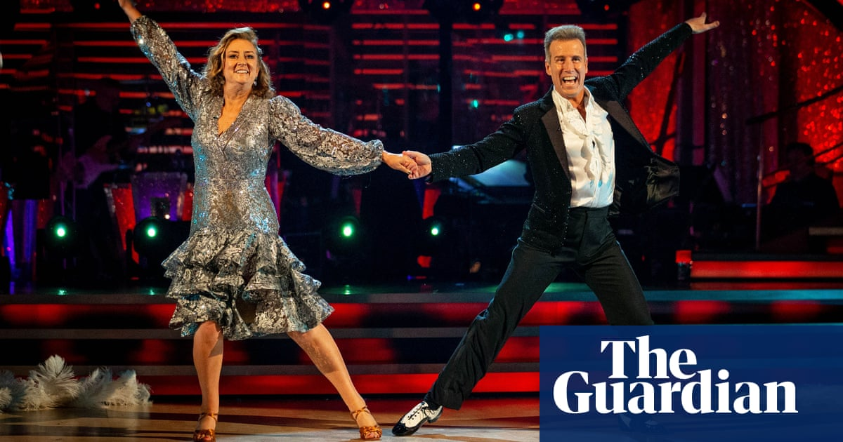 Anton Du Beke waltzes in to become Strictly Come Dancing judge