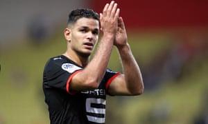 Hatem Ben Arfa is back.