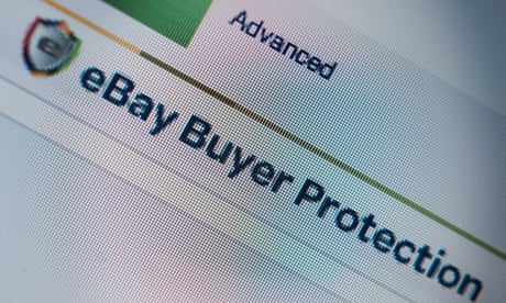 Ebay accused of failing its sellers as fraudulent buyers