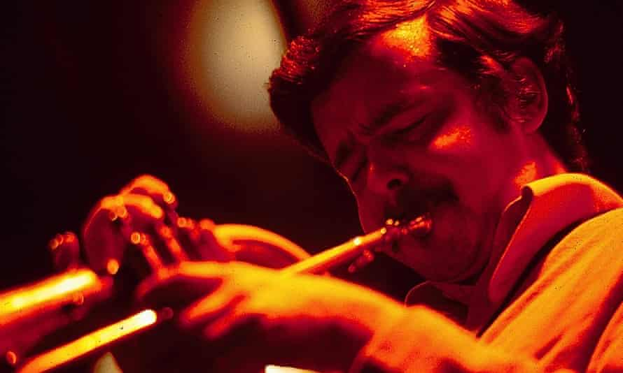Canadian trumpeter Kenny Wheeler, who features on Journeys in Modern Jazz: Britain 1965-1972.