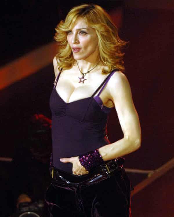 Madonna at Koko, Camden, London, 2005.