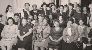 Female civil rights organizers.