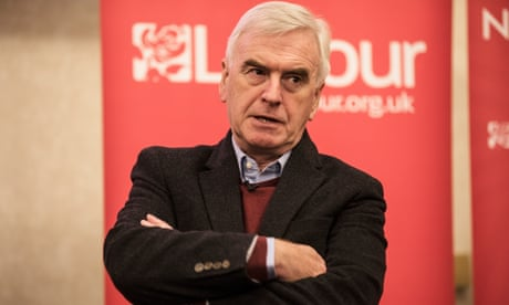 McDonnell hits back at claims Russian bots helped Labour in 2017 election
