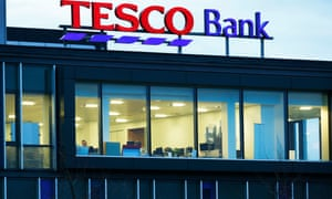 Tesco Bank office in Edinburgh