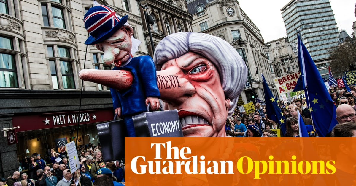 Theresa May is effectively gone. She is a leader in name only | Michael Heseltine