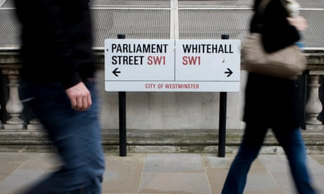 Civil service stressed and floundering amid Brexit paralysis