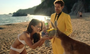 The Yellow Tail ad
