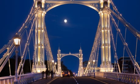 Midnight rambler: the joy of walking around Britain after dark