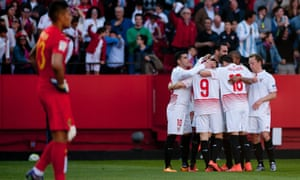 Sevilla's enthralling 4-2 victory over Villarreal was a reminder that there is life in La Liga away from Madrid and Barcelona.