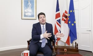 The chief minister of Gibraltar, Fabian Picardo, accused Spain of manipulating the European council.