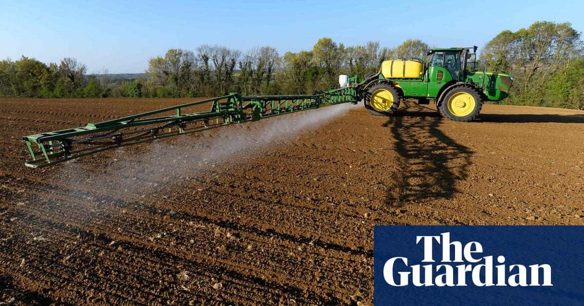 World's soils 'under great pressure', says UN pollution report