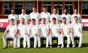 Ireland Nets<br>Cricket - Ireland Nets - Lord's Cricket Ground, London, Britain - July 22, 2019   Ireland players pose for a team photo before nets   Action Images via Reuters/Matthew Childs