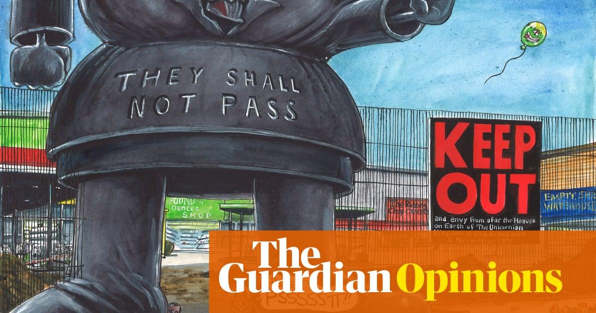 Martin Rowson on the Tories' immigration hokey-cokey – cartoon