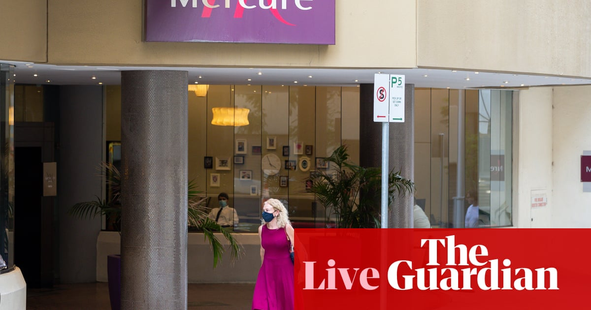 Australia news live: health officials say hotel quarantine 'fit for purpose'; Port Arthur massacre commemorated