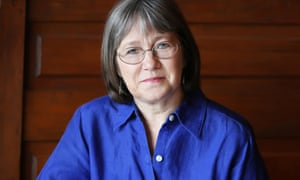 'There was no discouraging me – writing is an obsession' … Robin Hobb.
