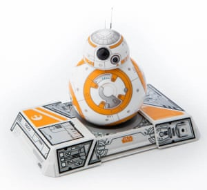 Sphero Star Wars BB-8 with Droid Trainer is discounted by £41 for Cyber Monday