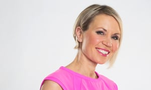 Dianne Oxberry presented the weather on BBC NorthWest Tonight for 24 years.