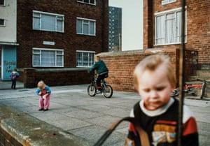 Housing Estate, Liverpool, 1992
