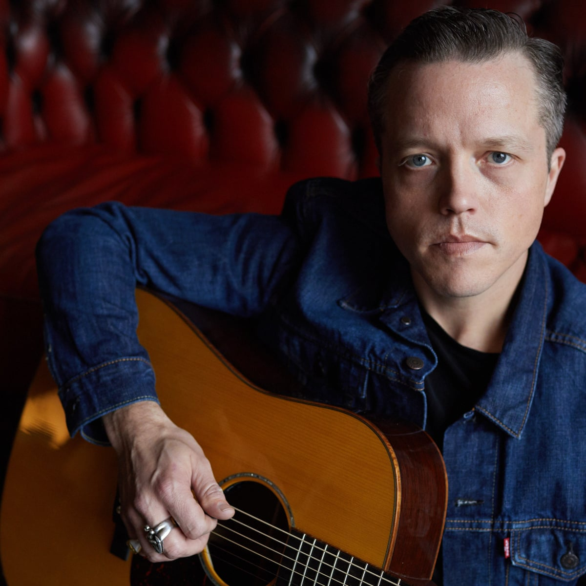 Jason Isbell Jesus Would Not Have Voted For Donald Trump Country The Guardian
