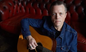'Whoever called me unhinged hasn't paid attention to the last three albums I've put out,' says Jason Isbell.