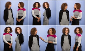 Leïla Slimani and Afua Hirsch: 'People have a cliched way of