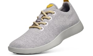 Cool, (in a sense) … an Allbirds woollen shoe.