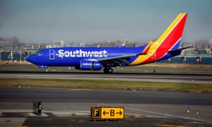 The Southwest Airlines pilots association is suing Boeing, arguing the grounding of the 737 Max has cost its members more than $100m in pay.