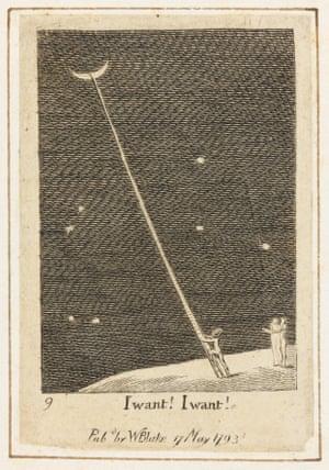 I want! I want!, by William Blake, 1793