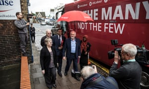 Jeremy Corbyn visits a centre for over-50s that lost all statutory funding.
