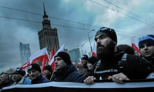 Saturday's far-right march in Warsaw will cast a dark shadow over the political mainstream of Europe.