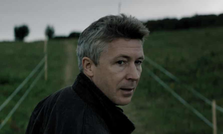 'He carries all these weirdly nasty characters on his back' … Aidan Gillen in Rose Plays Julie.